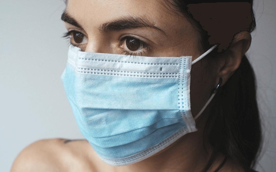 Mund–Nasen-Bedeckung
