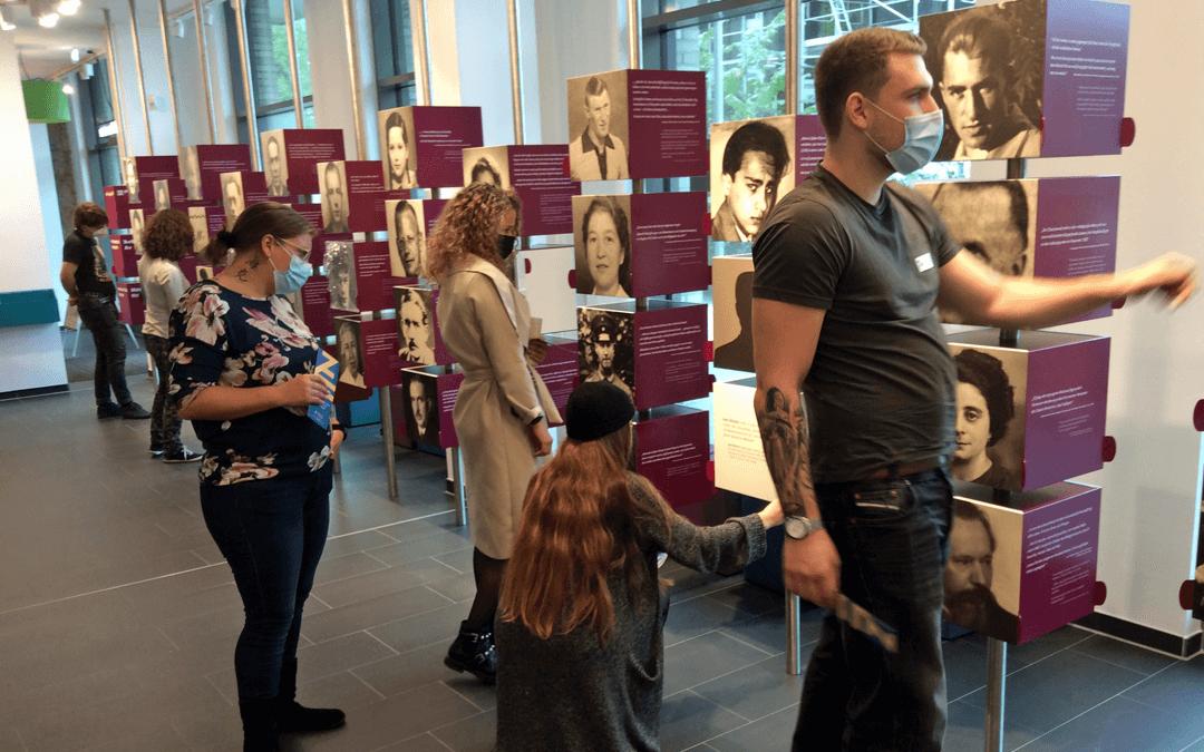 Zeit-Zentrum Zivilcourage - Exkursion des Hannover Kollegs